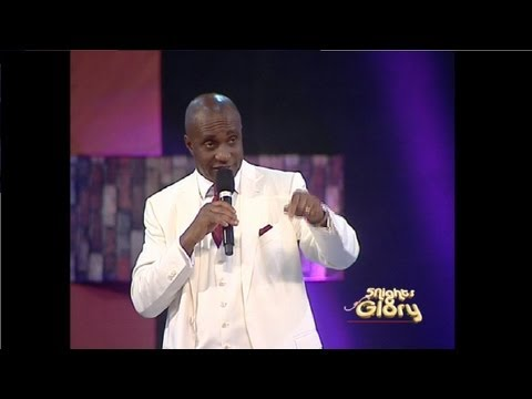David Ibiyeomie -- Utilizing The Gifts Of The Holy Spirit Part 4