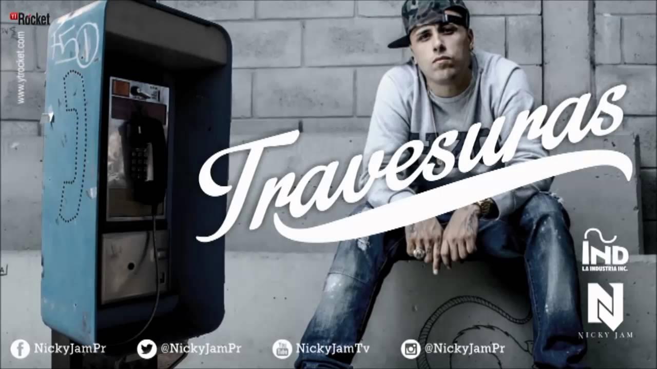 Nicky Jam Travesuras Youtube