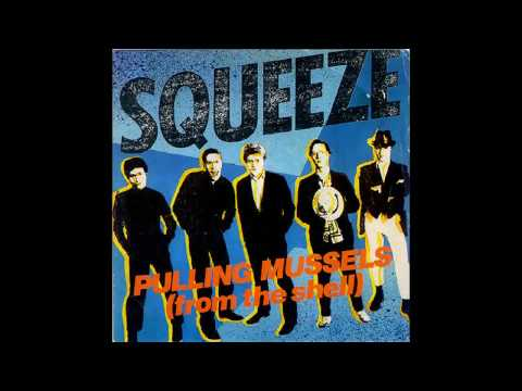 Pulling Muscles (from the shell) - Squeeze