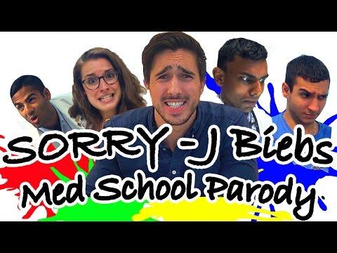 [Parody] Sorry - Justin Bieber Med School Version (Temple University School of Medicine)