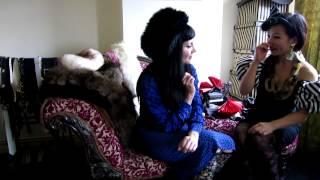 Mei-hui Liu interview princess julia for Secret Rendez-Vous