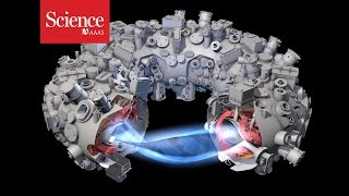 Fusion Reactor Makes Its Debut