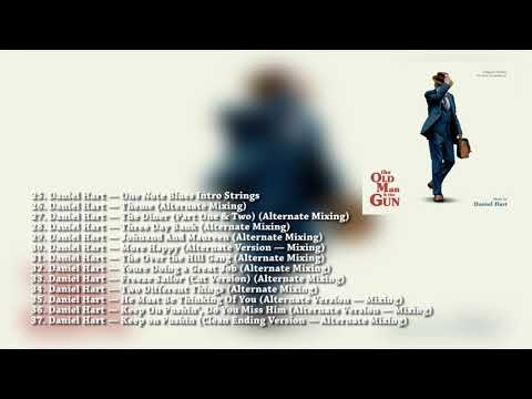 OST The Old Man & the Gun (Soundtrack List) –Compilation Music #2
