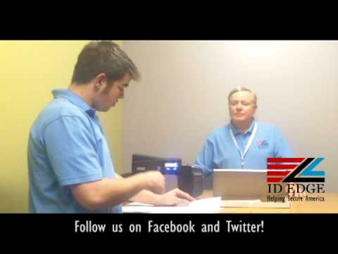 How to clean your Fargo DTC4000 card printer | Access ID Cards