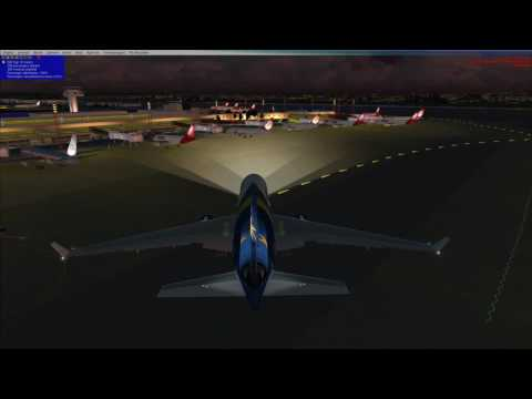 VARIG MD-11 FROM BRASILIA TO NEW YORK