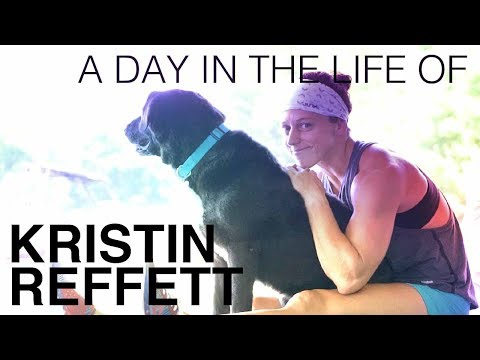 A Day in the Life of Kristin Reffett - CrossFit Mayhem Freedom