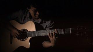 Lại Gần Hôn Anh - Bằng Kiều | Viens M'Embrasser (Guitar Solo)