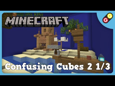 Minecraft - Confusing Cubes 2 1/3 [FR]