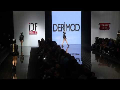 DERIMOD -  IDF 2014 UNLIMITED LEATHER FASHION SHOW