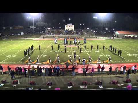 Loretto High School Band - October 25, 2013