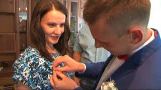 Свадьба Саши и Насти в Виннице часть 1