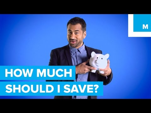 How Much Should I Save? Kal Penn Explains | Mashable