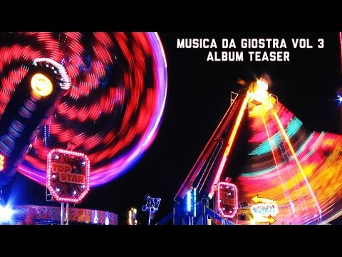 Dj Matrix Vs Matt Joe - MUSICA DA GIOSTRA VOL 3 (ALBUM TEASER) OUT 29/01/16