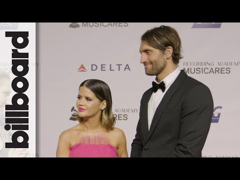 Maren Morris & Ryan Hurd Talk Writing Music Together at MusiCares Person of the Year | Billboard Mp3