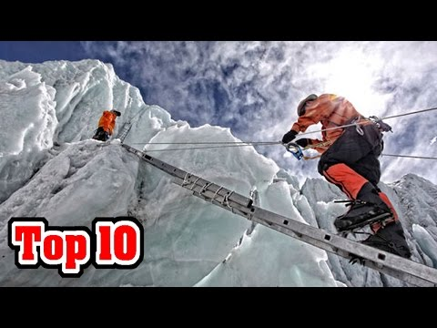 Top 10 AMAZING FACTS About MT. EVEREST
