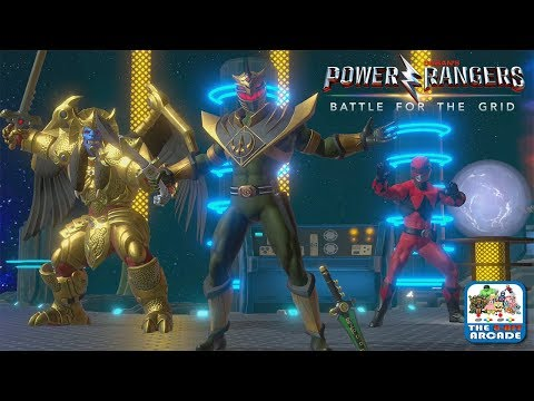 Power Rangers: Battle for the Grid - Drakkon is the Destroyer of Worlds (Xbox One Gameplay)