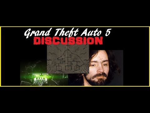 Discussion with Sergeant Realms!GTA5/Chiliad Mystery