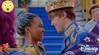 Descendants 2 | Een Onverwachte Wending | Disney Channel NL