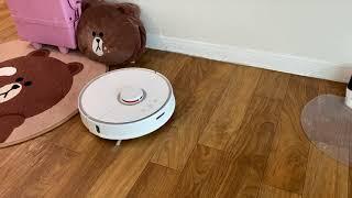 샤오미 2세대 로봇 청소기 작동 소음