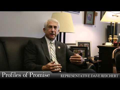 Representative Dave Reichert - United for Medical Research
