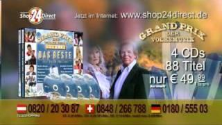 Der Grand Prix der Volksmusik - Das Beste von 1986-2007 - Shop24Direct