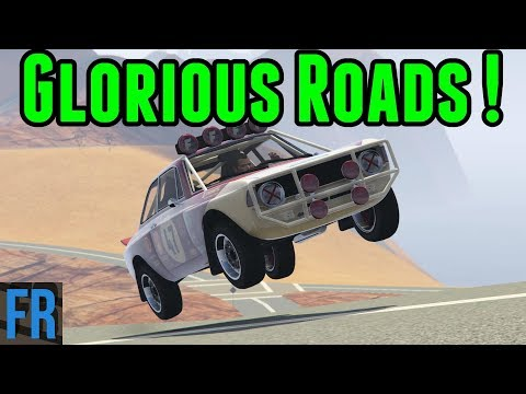 Gta 5 Mods - Glorious Roads !