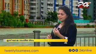 പിന്നണി ഗായിക മിൻമിനി മോണിംഗ് ഷോയിൽ   Playback Singer Minmini   24 NEWS