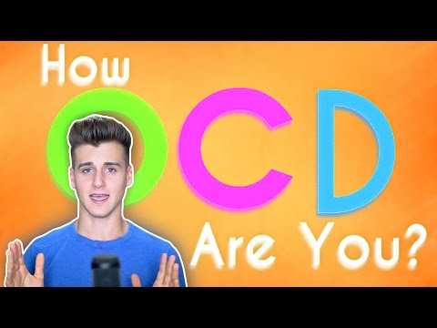 Thumbnail: How OCD Are You Test?