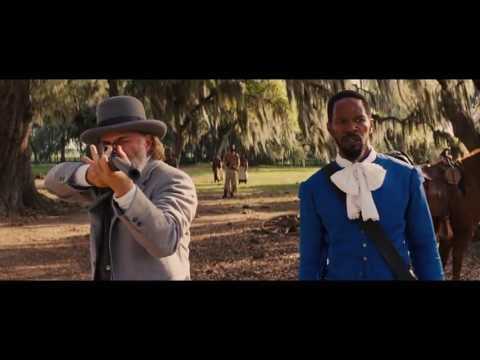django unchained - 100 black coffins hd music video