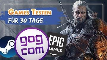 Games zurückgeben und Geld zurück - GOG.com, Steam und co.