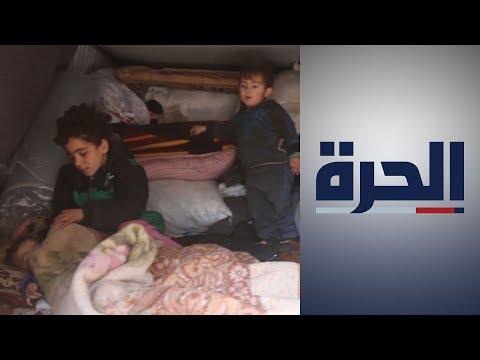 سوريا.. ارتفاع أعداد النازحين إلى نحو مليوني شخص  - 19:58-2020 / 2 / 21