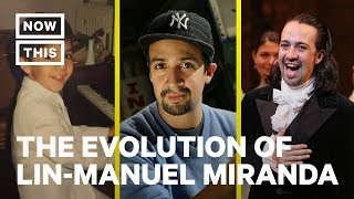 How Lin-Manuel Miranda Became Famous | Evolution Of | NowThis