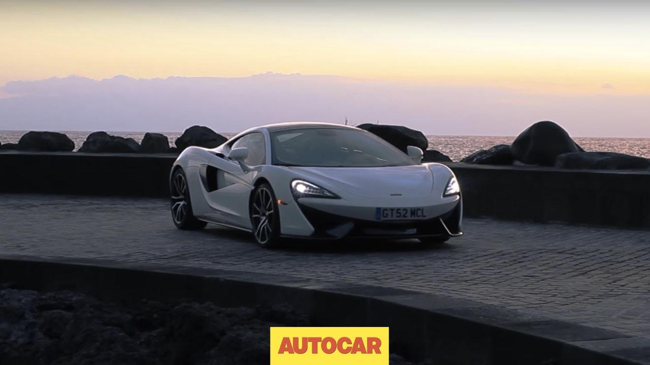 McLaren 570GT Review   Autocar