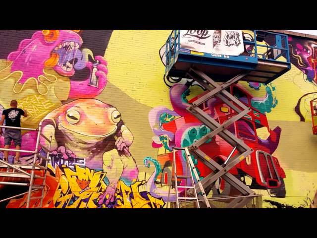 Meeting of styles London 2016 fan made