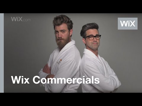 Wix.com | Build a Professional Bookings Website | Rhett & Link