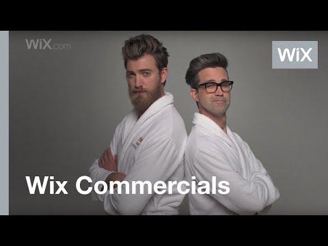 Wix.com | Build a Professional Bookings Website | Rhett & Link