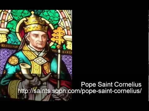 Pope Saint Cornelius Playlist