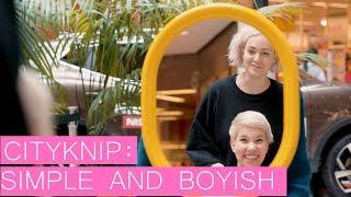 CITYKNIP: Simple and boyish