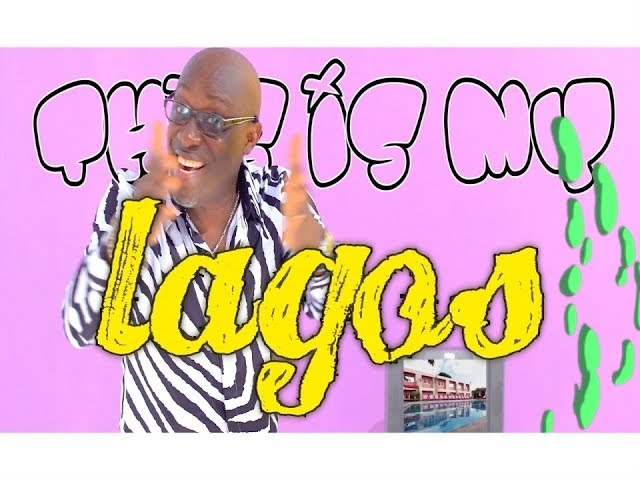 DOWNLOAD MP4: Adewale Ayuba – My lagos