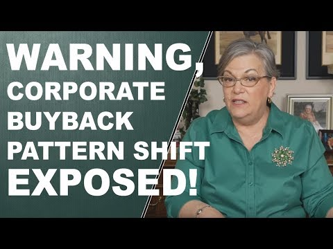 Warning, Corporate Buyback Pattern Shift Exposed! - Insider Trading