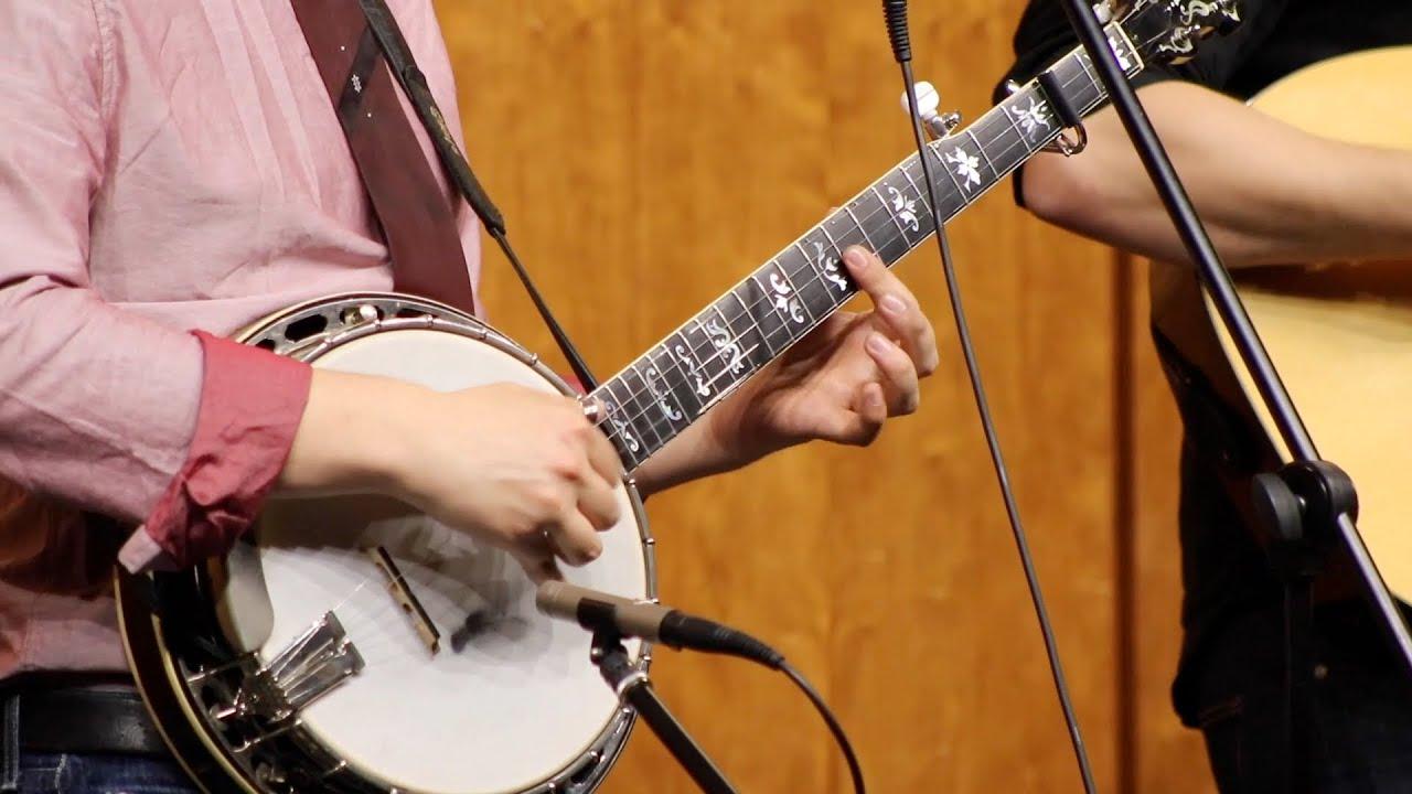 Musical Monday: The Slocan Ramblers Belt Out a Bluegrass Medley