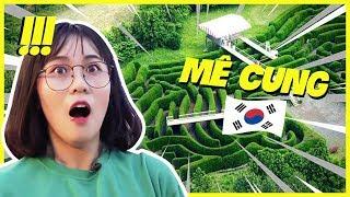 Lạc vào Mê Cung Đỉnh Nhất Hàn Quốc. Misthy có cái kết thảm