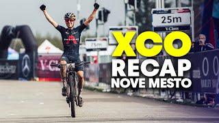 Pidcock and Lecomte Make History in Nove Mesto   XCO Recap 2021