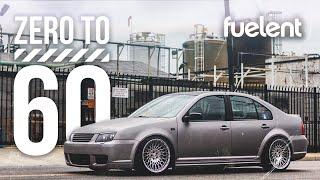 EURO SPEC MK4 JETTA | 60 Second Car Porn
