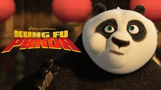 Po Does A Funny Trick | NEW KUNG FU PANDA
