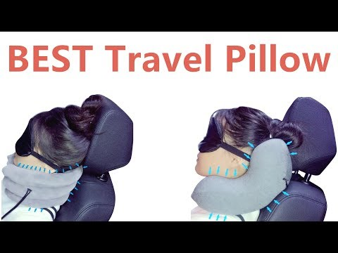 All Popular Travel Pillows Reviewed –The Optimal Travel Pillows are final here!
