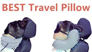 Which Travel Pillow is TRULY the BEST? → All Popular Travel Pillows Reviewed