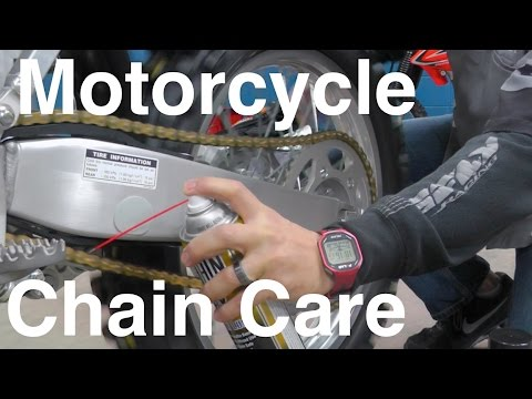 How To Clean Your Chain (Dirt Bikes and Street Bikes)