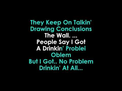 Midland   Drinkin' Problem karaoke