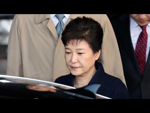 [뉴스특보] 구치소냐, 다시 자택이냐…박근혜 전 대통령 운명의 날 / 연합뉴스TV (YonhapnewsTV)